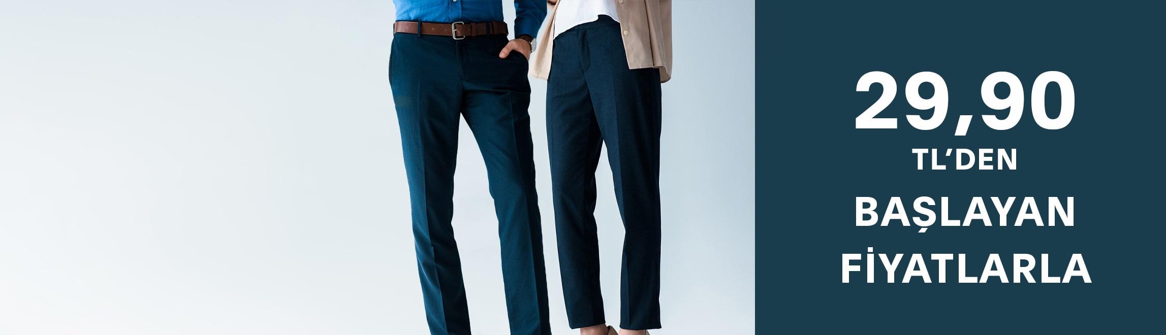 Sonbahar Fırsatları Pantolon